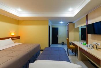 Sylvia Bali Suite Residence Bali - Triple Room Only Regular Plan