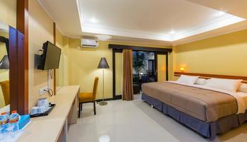 Sylvia Bali Suite Residence Bali - Hanya Kamar Deluxe dengan Balconi Regular Plan