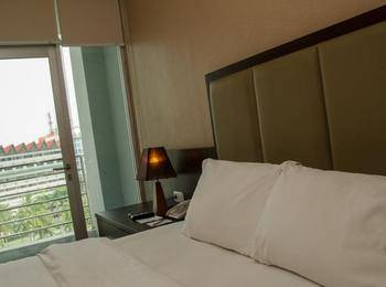 Royal Suite Condotel Medan - Ruby Unit (2 KAMAR) Regular Plan
