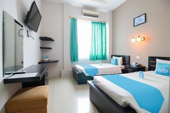 Airy Syariah Padang Barat Bundo Kanduang 19 - Superior Twin Room with Breakfast Special Promo Jan 5