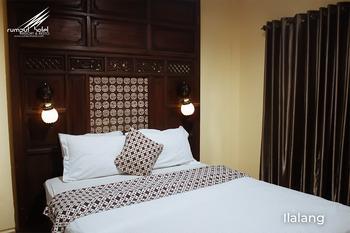 Rumput Hotel Yogyakarta - Ilalang Room Only Regular Plan