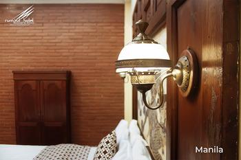 Rumput Hotel Yogyakarta - Manila Room Only Regular Plan