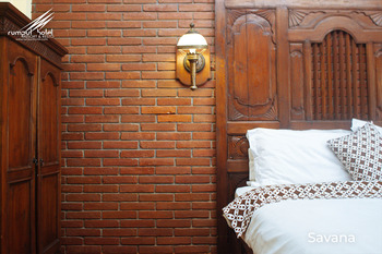 Rumput Hotel Yogyakarta - Savana Regular Plan