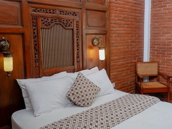 Rumput Hotel Yogyakarta - Savana Room Only Regular Plan