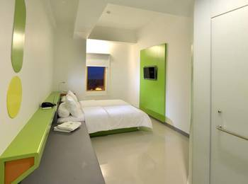 POP Hotel Stasiun Kota Surabaya - POP! Room Only TAUZIA GREAT SALE
