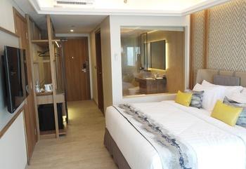 Amarsvati Luxury Resort Condotel & Villas Malimbu Lombok Lombok - Premiere King Sea View PROMO GAJIAN
