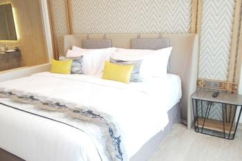 Amarsvati Luxury Resort Condotel & Villas Malimbu Lombok Lombok - Premiere Twin Mountain Room Only Regular Plan