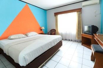 Hotel Budiman Balikpapan - Standard Double Room Long stay