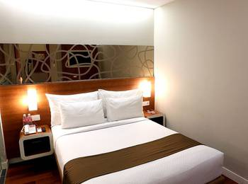 Citihub Hotel at Sudirman Surabaya - Nano Room 2 Orang Regular Plan