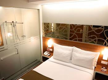 Citihub Hotel at Sudirman Surabaya - Nano Room Only Regular Plan