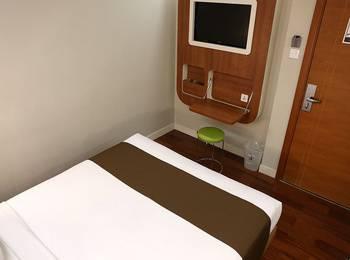 Citihub Hotel at Sudirman Surabaya - Nano Room Regular Plan