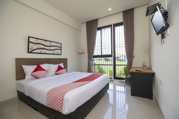 OYO 697 olivia inn denpasar Bali - Standard Double Room Regular Plan