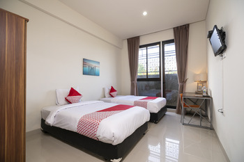 OYO 697 olivia inn denpasar Bali - Standard Twin Room Regular Plan