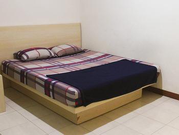 100 Meters Toll Access Kopo Hostel Bandung - Economy Double Room Regular Plan