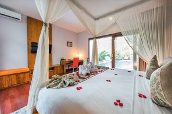 The Kasih Villas & Spa Bali - One Bedroom Private Pool PROMO GAJIAN