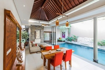 The Kasih Villas & Spa Bali - One Bedroom Private Pool Room Only PROMO GAJIAN
