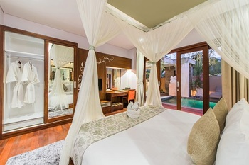 The Kasih Villas & Spa Bali - Two Bedroom Private Pool Basic Deal