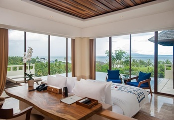Komaneka at Keramas Bali - Ocean Pool Villa Regular Plan