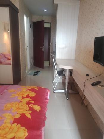 Apartment Tamansari Panoramic By Narel Bandung - Studio Standard Regular Plan