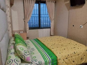 Apartment Tamansari Panoramic By Narel Bandung - Studio standard 2 Regular Plan