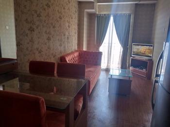 Apartment Tamansari Panoramic By Narel Bandung - 2 Bedroom standard 3 Regular Plan