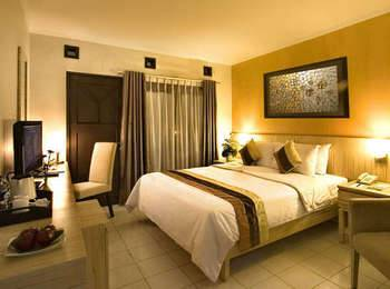 Palace Hotel Cipanas - Superior Queen Room Only Regular Plan