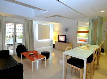 HARRIS Hotel Kuta - HARRIS Residence One Bedroom With Breakfast Regular Plan