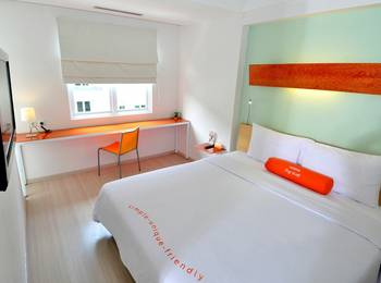 HOTEL & RESIDENCES Riverview Kuta - Bali (Associated HARRIS) Kuta - HARRIS Residence One Bedroom Room Only Early Bird 3D