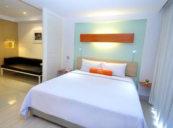 HARRIS Hotel Kuta - HARRIS Room Only EB3D 5% Discount