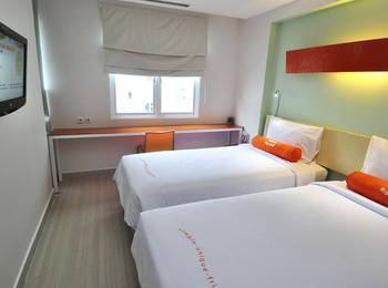 HARRIS Hotel Kuta - HARRIS Residence One Bedroom Room Only Regular Plan