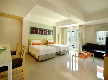 HARRIS Hotel Kuta - HARRIS Family Room Only Regular Plan