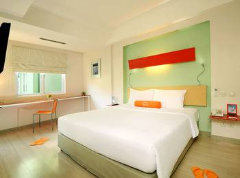 HARRIS Hotel Kuta - HARRIS FAMILY PACKAGES - FAMILY ROOM Regular Plan