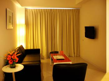HARRIS Hotel Kuta - HARRIS Residence Two Bedroom Room Only EB3D 5% Discount