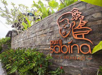 Puri Sabina Bed and Breakfast Bali - Superior Deluxe