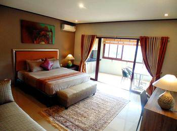 Puri Sabina Bed and Breakfast Bali - Deluxe Room Regular Plan