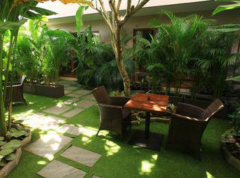 Puri Sabina Bed and Breakfast Bali - Garden View Twin Regular Plan