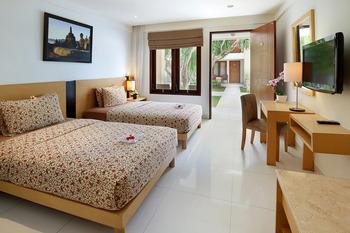 Bali Relaxing Resort Bali - Relaxing Courtyard Room  Save More!