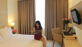 Horison Hotel Sukabumi by MGM Sukabumi - Deluxe Double Room Only Regular Plan
