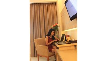 Horison Hotel Sukabumi by MGM Sukabumi - Deluxe Twin Room Only   - Free Mini Bar Regular Plan