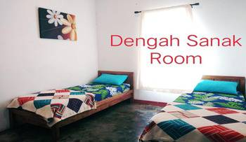 Safira Family Homestay Pagar Alam - Dengahsanak Room Regular Plan
