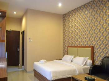 Grand Central Medan Medan - Deluxe Room Regular Plan