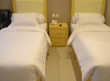Grand Central Medan Medan - Super Deluxe Room Regular Plan