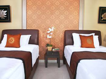 Green Garden Resort Serang - Superior Room With Balcony #WIDIH - Pegipegi Promotion
