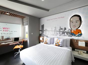 Berry Biz Hotel Bali - Deluxe Room with Breakfast LAST MINUTE