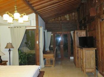 Jubilee Joglo Sanur Bali - 3 Bedroom Villa Regular Plan