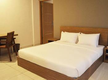 Hotel Sonic Semarang - Deluxe Double - with Breakfast Regular Plan