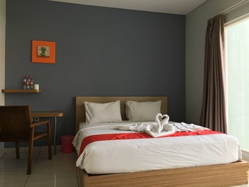 Hotel Sonic Airport Semarang Semarang - Standart Double - Room Only Regular Plan