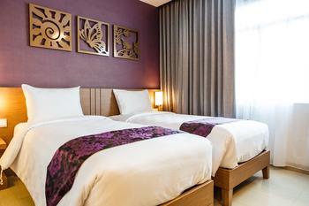 The Evitel Hotel Batam Batam - Superior Twin Room Only Regular Plan