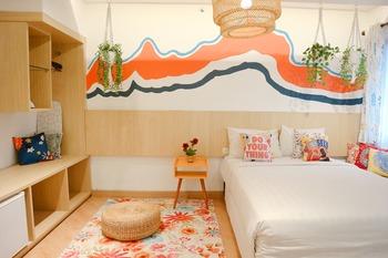 youre.at - The Majesty Apartment Bandung - Studio - Barbados / 38sqm Regular Plan