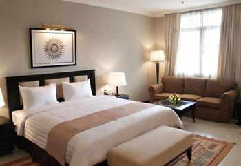 Puri Denpasar Jakarta - Deluxe Double Room Only Deal of the day